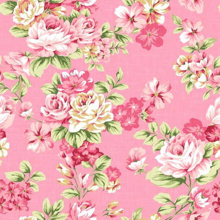 Classical style pattern seamless background - For easy making seamless pattern use it for filling any contours Stock Photo - 20902318