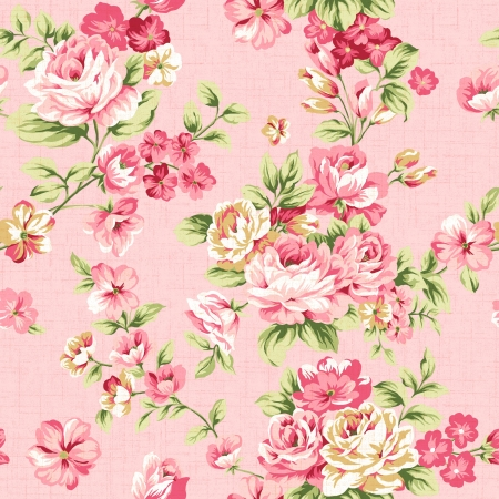 Classical style pattern seamless background - For easy making seamless pattern use it for filling any contours