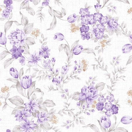 Classical style pattern seamless background - For easy making seamless pattern use it for filling any contours Stock Photo - 20880127