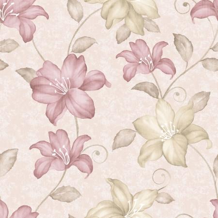 클래식 스타일 패턴 원활한 배경 - 쉽게 만드는 완벽한 패턴은 모든 컨투어를 채우기 사용 스톡 콘텐츠