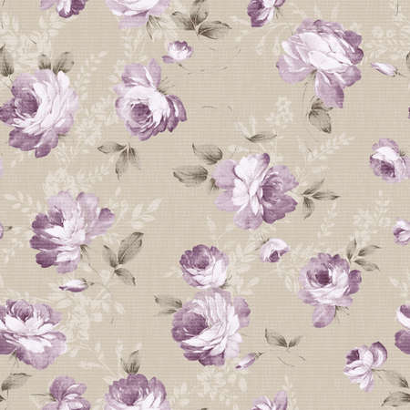 Classical style pattern seamless background - For easy making seamless pattern use it for filling any contours  Stock Photo - 20902339
