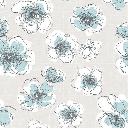 Classical style pattern seamless background - For easy making seamless pattern use it for filling any contours  Stock Photo - 23095739