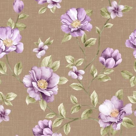 추천 꽃 원활한 패턴