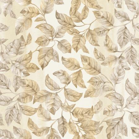 Verse lente bloemen naadloze patroon achtergrond
