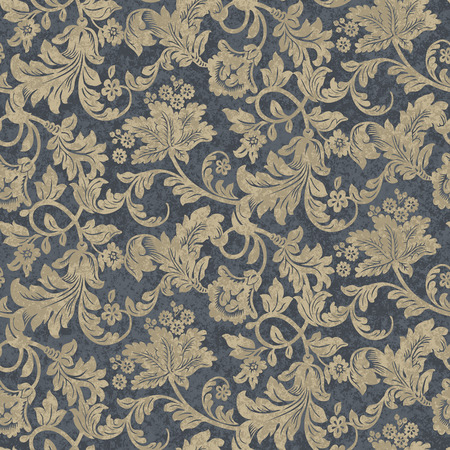 stylishness: Fresh  flowers seamless pattern background - For easy making seamless pattern use it for filling any contours