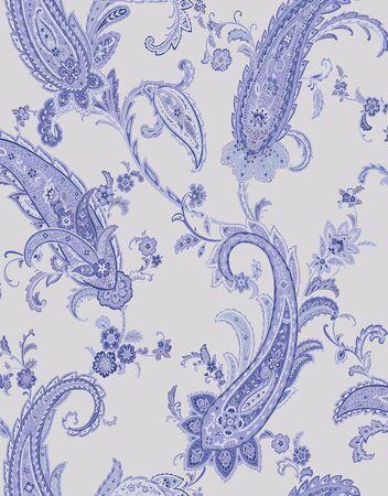 Classic Seamless pattern background