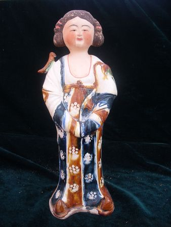 tang: Tang Dynasty were figurines