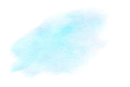 hand draw watercolor splashes, frame for text, for banner