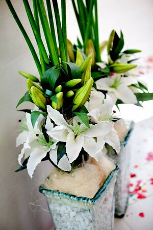 Weddings and Celebrations. floral decoration for events