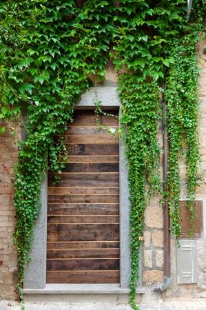 Street of the city Orvieto, Italy, Toscana. Ancient street of the city Orvieto, Italy, Umbria
