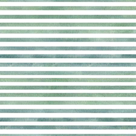 Green lines watercolor digital paper. Seamless pattern for modern graphics, scrapbooking, diy.