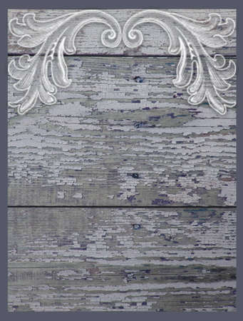 Wooden vintage background                                photo