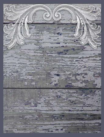 framework:   Wooden vintage background