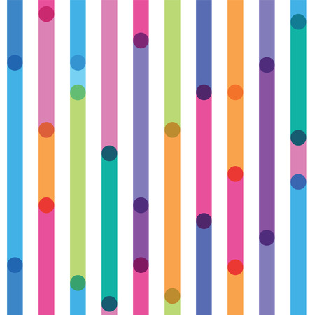 bright strips seamless pattern