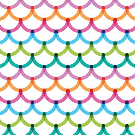 imposing:  bright geometrical seamless pattern