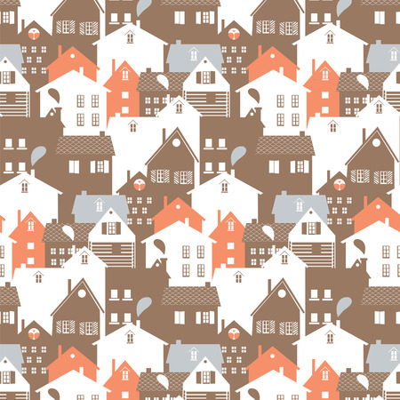 megalopolis: megalopolis seamless pattern