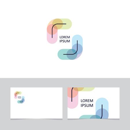 중앙에 이름이있는 가벼운 괄호