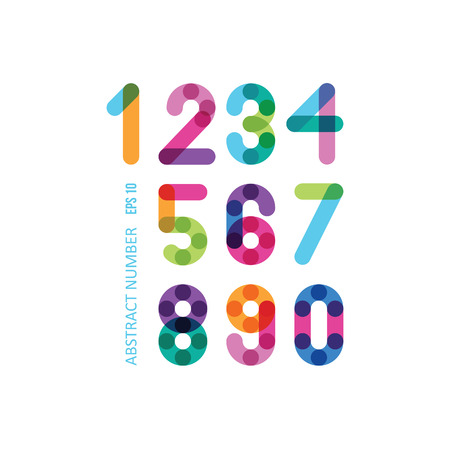 imposing: bright numbers