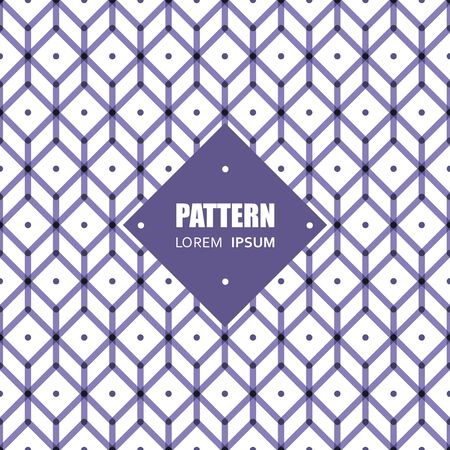 cliche: abstract minimalist seamless pattern with effect of transparency