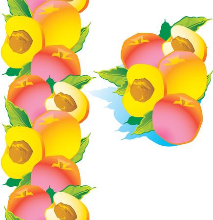 fruited: Sweet peach