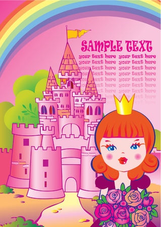 Fairy tale. Stock Vector - 4927070