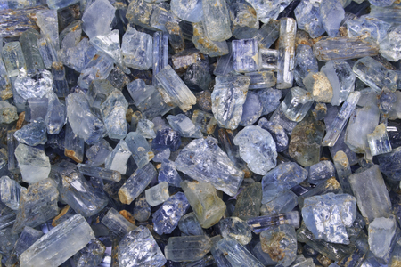 rough: Rough aquamarine