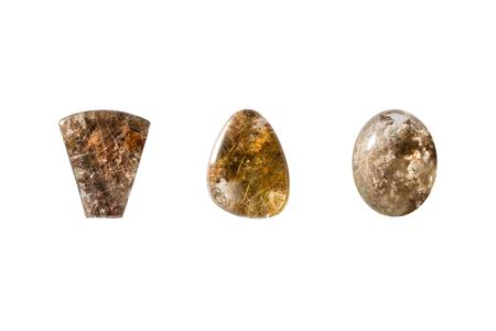 quartz: Moss quartz