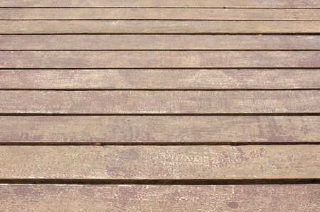 closeup of wood plank photo