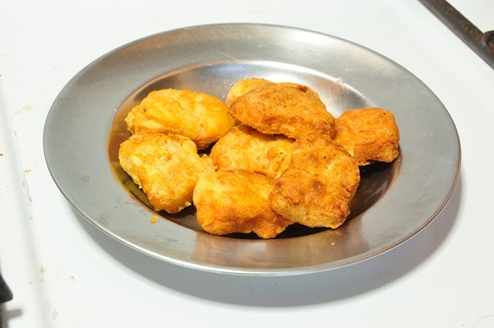 chicken nuggets Stock Photo - 11221261