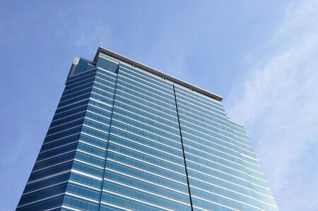 modern building at Bangkok, Thailand