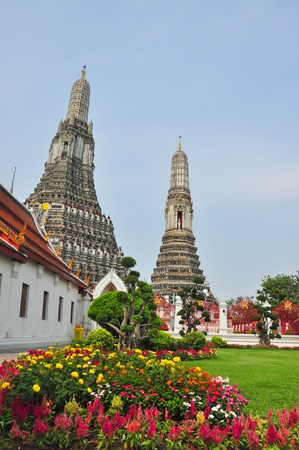 Wat Arun at Bangkok, Thailand  photo