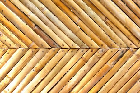 Texture of bamboo fence, nature background Stock Photo - 13731797