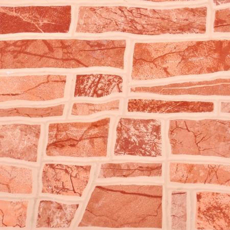 Texture of stone tile photo