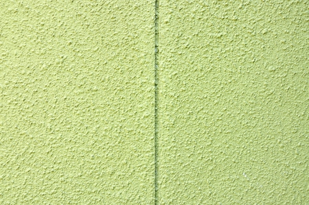 Rough green cement wall, textured background Stock Photo - 14179796