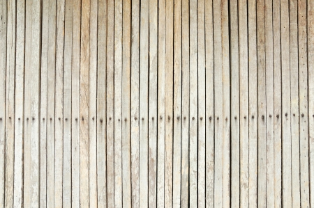Texture of wooden fence photo