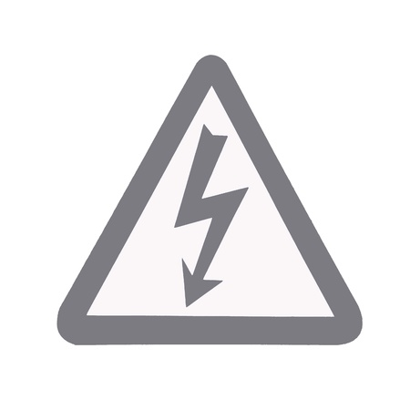 High Voltage Sign, Symbol Stock Photo - 15544398