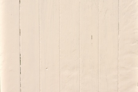 Texture of white wooden wall  photo