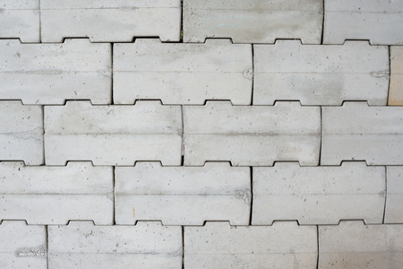 Grunge cement brick wall for background