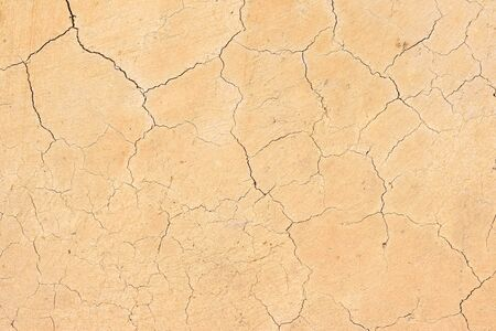 Texture of arid soil, Global warming concept