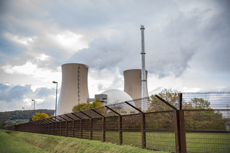 energy production with nuclear power