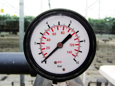 Greenhouse barometer kas photo