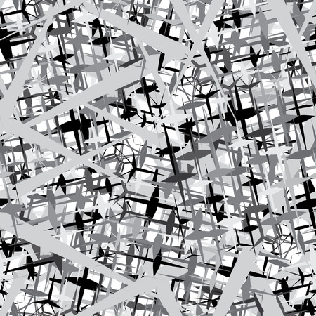 canvas texture: Canvas texture diagonal pattern in shades of gray Illustration
