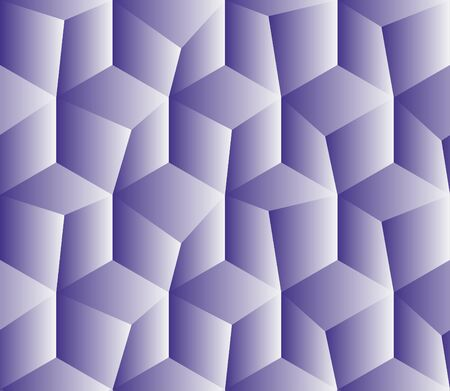 tilable: A seamless tilable blue isometric cube pattern. Designed to look at its best when tiled