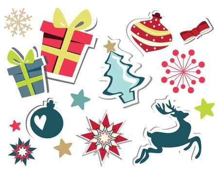 stoking: Christmas elements
