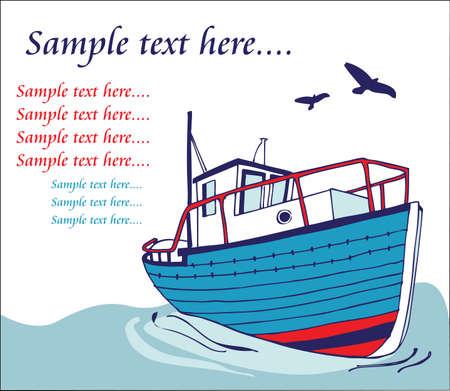 marine ship: sailing boat