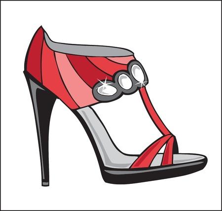 ladies shoes: fashion shoe