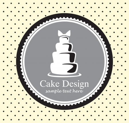 wedding cake: cake design