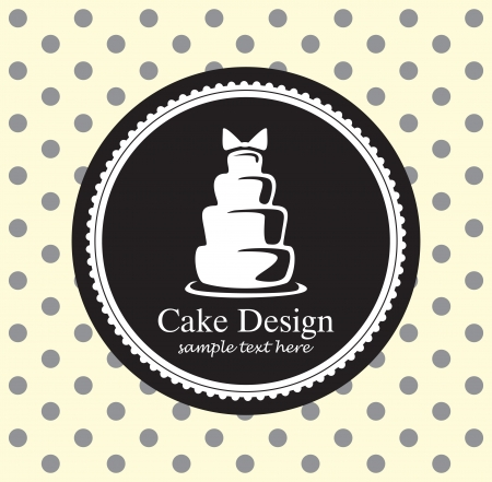 케이크: 케이크 디자인
