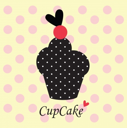 Cupcake Stock Vector - 18760238