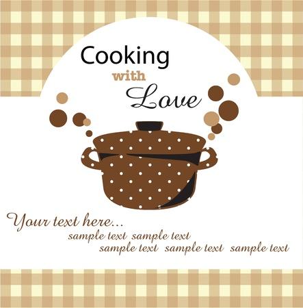 recipe card: recipe card